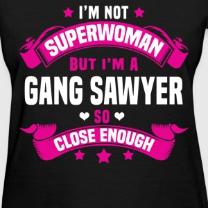 Gang Sawyer T-Shirts - Women's T-Shirt