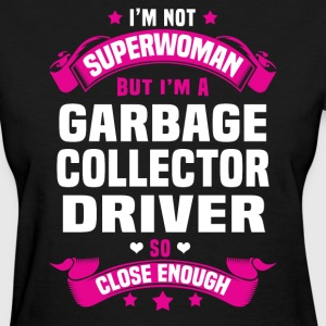 Garbage Collector Driver T-Shirts - Women's T-Shirt