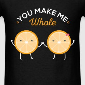 St. Valentine - You make me whole - Men's T-Shirt