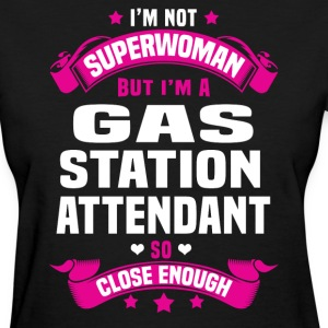 Gas Station Attendant T-Shirts - Women's T-Shirt