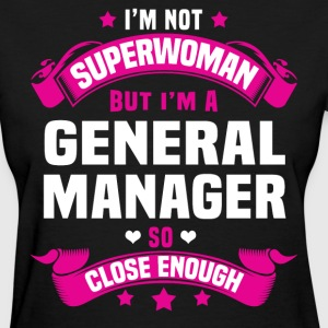 General Manager T-Shirts - Women's T-Shirt