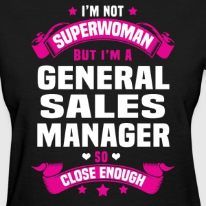 General Sales Manager T-Shirts - Women's T-Shirt