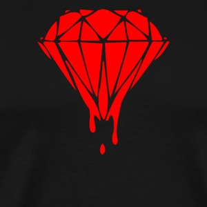 Red Diamond - Men's Premium T-Shirt