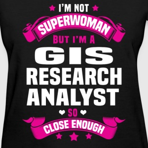 GIS Research Analyst T-Shirts - Women's T-Shirt