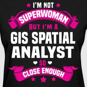 GIS Spatial Analyst T-Shirts - Women's T-Shirt