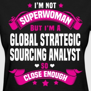 Global Strategic Sourcing Analyst T-Shirts - Women's T-Shirt