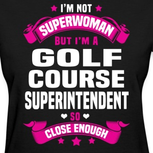 Golf Course Superintendent T-Shirts - Women's T-Shirt
