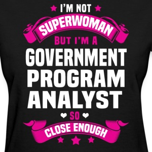 Government Program Analyst T-Shirts - Women's T-Shirt