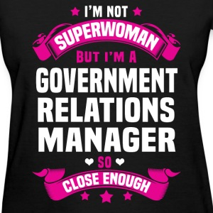 Government Relations Manager T-Shirts - Women's T-Shirt