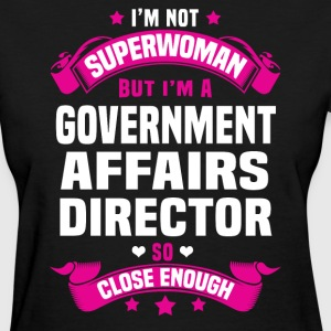 Government Affairs Director T-Shirts - Women's T-Shirt