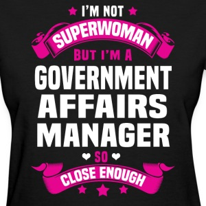 Government Affairs Manager T-Shirts - Women's T-Shirt