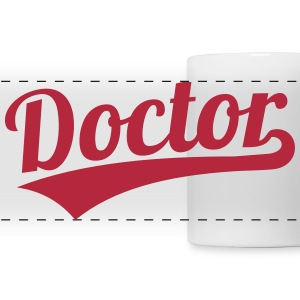 Doctor Mugs & Drinkware - Panoramic Mug