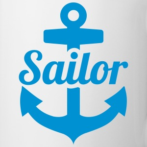 Sailor Mugs & Drinkware - Coffee/Tea Mug