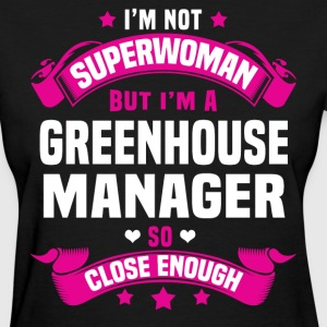 Greenhouse Manager T-Shirts - Women's T-Shirt