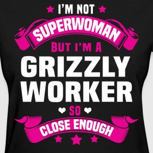 Grizzly Worker T-Shirts - Women's T-Shirt