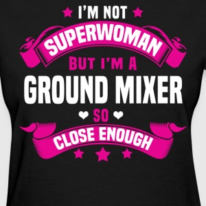 Ground Mixer T-Shirts - Women's T-Shirt