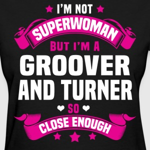 Groover And Turner T-Shirts - Women's T-Shirt