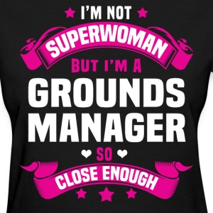 Grounds Manager T-Shirts - Women's T-Shirt
