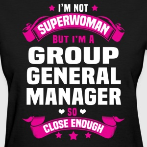 Group General Manager T-Shirts - Women's T-Shirt