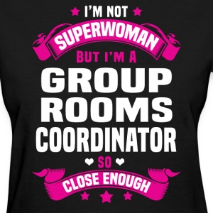 Group Rooms Coordinator T-Shirts - Women's T-Shirt