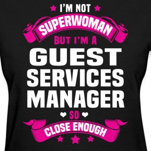 Guest Services Manager T-Shirts - Women's T-Shirt