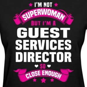 Guest Services Director T-Shirts - Women's T-Shirt