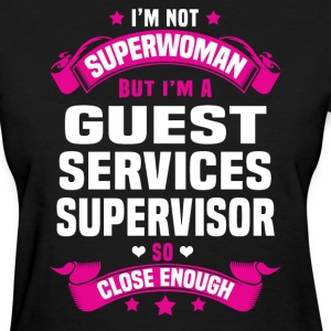 Guest Services Supervisor T-Shirts - Women's T-Shirt