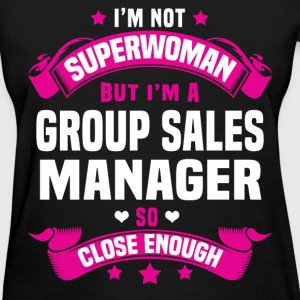 Group Sales Manager T-Shirts - Women's T-Shirt