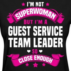 Guest Service Team Leader T-Shirts - Women's T-Shirt