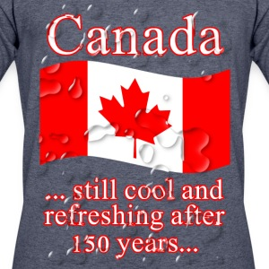 CANADA COOL AND REFRESHING - Men's 50/50 T-Shirt