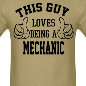 Mechanic - Men's T-Shirt