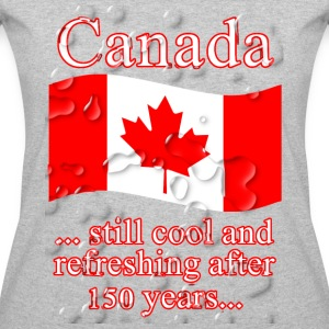 CANADA COOL AND REFRESHING - Women's 50/50 T-Shirt