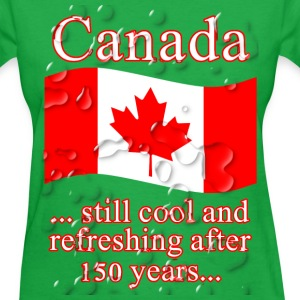 CANADA COOL AND REFRESHING - Women's T-Shirt