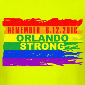 ORLANDO STRONG REMEMBER - Men's T-Shirt