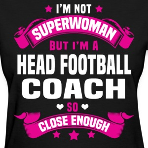Head Football Coach T-Shirts - Women's T-Shirt