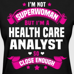 Health Care Analyst T-Shirts - Women's T-Shirt