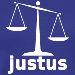 Scales of Justus - Men's Premium T-Shirt