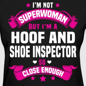 Hoof And Shoe Inspector T-Shirts - Women's T-Shirt