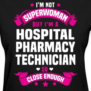 Hospital Pharmacy Technician T-Shirts - Women's T-Shirt