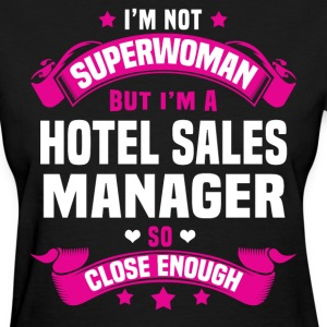 Hotel Sales Manager T-Shirts - Women's T-Shirt