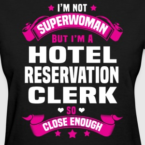 Hotel Reservation Clerk T-Shirts - Women's T-Shirt