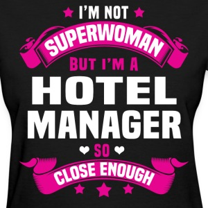 Hotel Manager T-Shirts - Women's T-Shirt