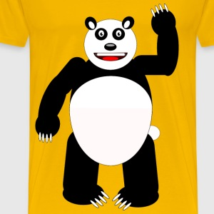Comic Panda - Men's Premium T-Shirt