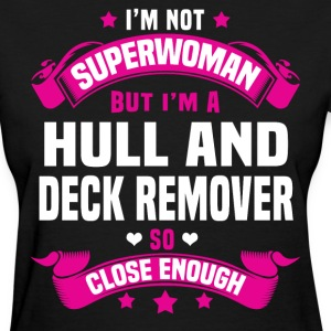 Hull And Deck Remover T-Shirts - Women's T-Shirt