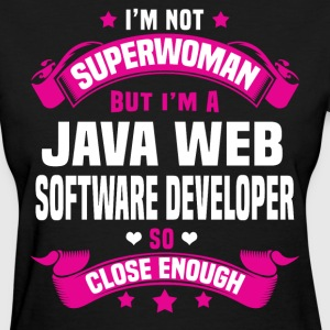 Java Web Software Developer T-Shirts - Women's T-Shirt