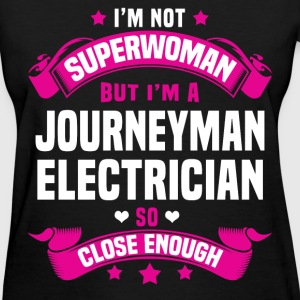 Journeyman Electrician T-Shirts - Women's T-Shirt