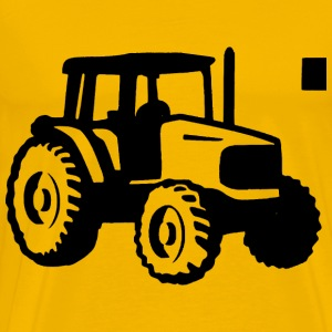 Tractor Power - Men's Premium T-Shirt