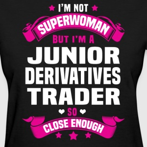 Junior Derivatives Trader T-Shirts - Women's T-Shirt