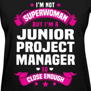 Junior Project Manager T-Shirts - Women's T-Shirt