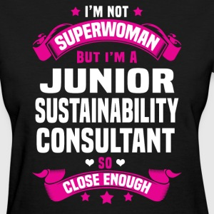 Junior Sustainability Consultant T-Shirts - Women's T-Shirt